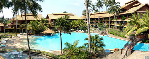 Royal Palms Beach Hotel Kalutara Sri Lanka